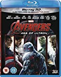 Marvel's Avengers: Age of Ultron (3D Blu-ray + Blu-ray)