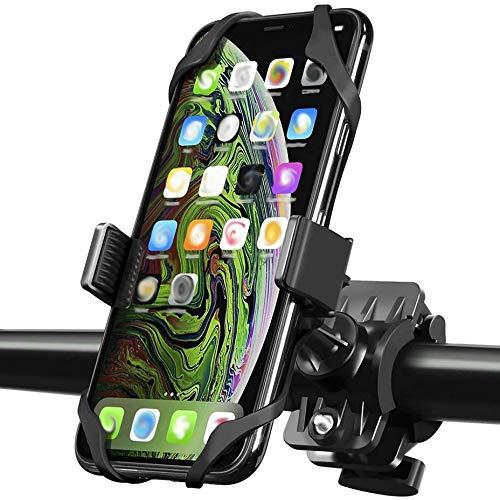 ISO TRADE 14207 - Soporte de teléfono para bicicleta (360°, para 1,9-3,5 pulgadas)