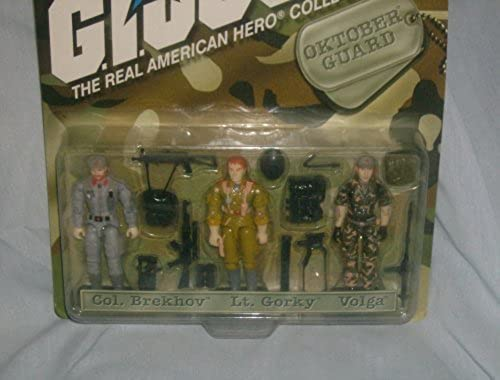 GI Joe Oktober Guard by Kenner