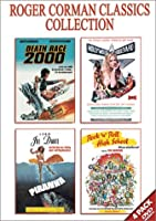 Roger Corman Classics Gift Set (Death Race 2000 / Hollywood Boulevard / Piranha / Rock 'n' Roll High School)