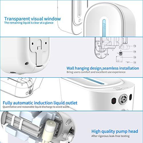 AOYATE LYLF-Dispenser Gel-ZY01-White