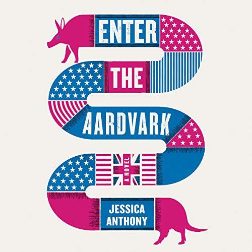 Enter the Aardvark audiobook cover art