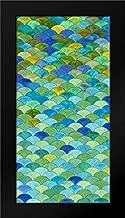 Emerald Isle I 11x18 Framed Art Print by Bryant,Rebecca Bruce