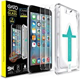 iATO Ultra Thin 0.33mm 9H Hardness HD Tempered Glass Screen Protector for Apple iPhone 6