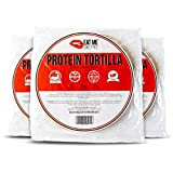 HEALTHY: Eat Me Guilt Free Tortilla Wraps help satiate hunger. Perfect for healthy snacking any time of the day PROTEIN WRAPS: Eat Me Guilt Free Protein Tortilla Wraps are low in fat, and carbohydrates! Each serving has 9 grams of protein and 130 cal...
