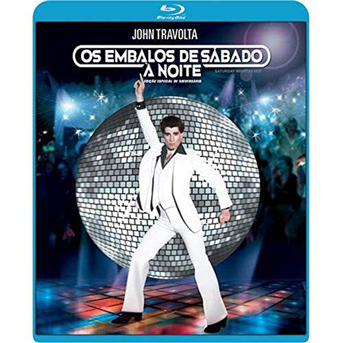 Blu-Ray - Os Embalos de Sábado a Noite
