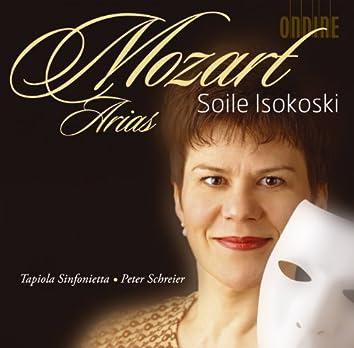 Mozart, W.A.: Arias