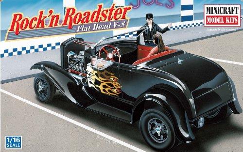 Minicraft Models 1931 Rock N Roadster 1/16 Scale