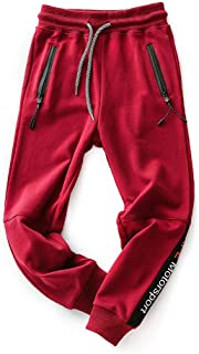 Boys Stretch Pants Soft Sweatpants for Kids 3-12 Years