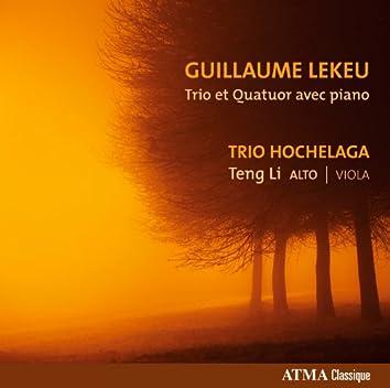 Lekeu: Trio et Quatour avec piano