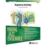 Alfred Publishing 00-26863S Big Band de vacaciones - Music Book