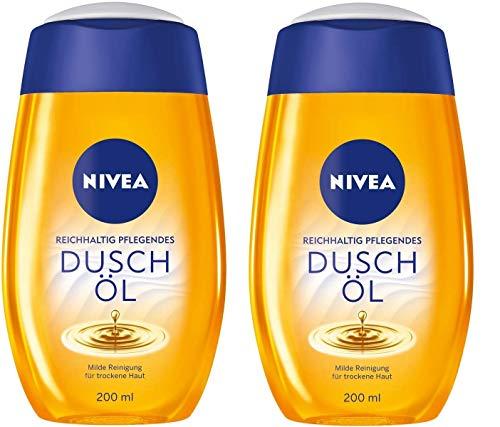 Nivea -   Natural Duschöl,