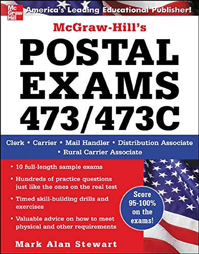 Top 10 postal exam books for 2021