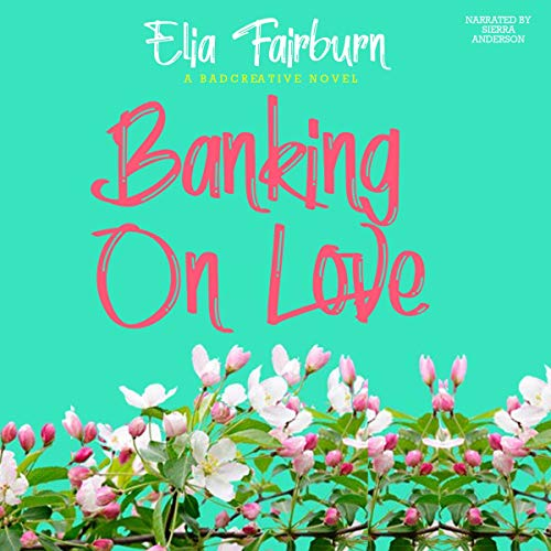 Banking on Love audiobook cover art