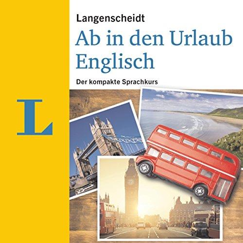 Langenscheidt Ab in den Urlaub Englisch Titelbild