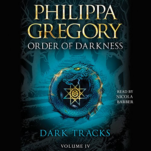 Dark Tracks audiobook cover art