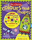 Interfact Play and Discover: Colours and Shapes: Counting, Activities, Puzzles and Games (Interfact) (Interfact Play & Discover)