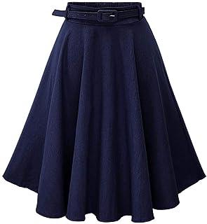 Amazon.es: Saoye Fashion - Faldas / Mujer: Ropa