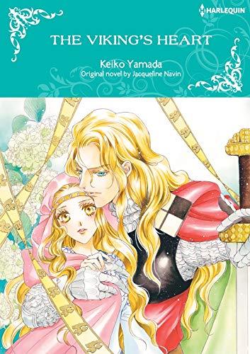 The Viking's Heart: Harlequin comics (English Edition)