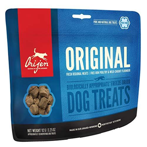 Orijen Dog Treat Freeze Dried - Original - Env. 120 friandises