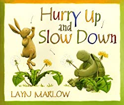 Hurry Up and Slow Down - Free Online Kids Book