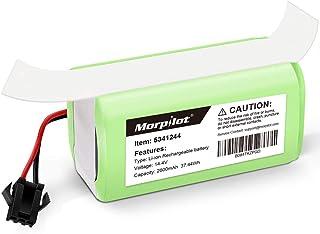morpilot Batería Reemplazo para Conga Excellence 990, 14.4V 2600mah Li-Ion, Compatible con Conga Excellence, Conga Excelle...