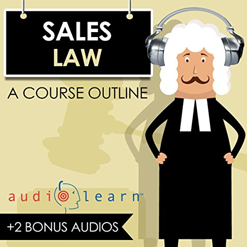 Sales Law AudioLearn cover art