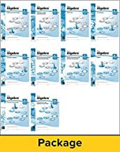 Key to Algebra - Books 1 thru 10
