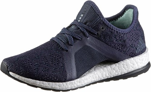 adidas Damen Sportschuhe Pure Boost X Element Running Grau BB6087 blau 450188