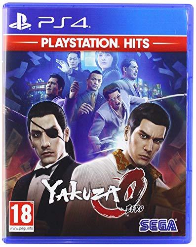 Yakuza 0 Zero Ps4- Playstation 4