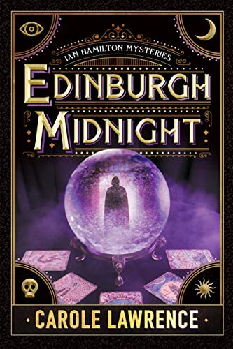 Edinburgh Midnight Ian Hamilton Mysteries 3 product image
