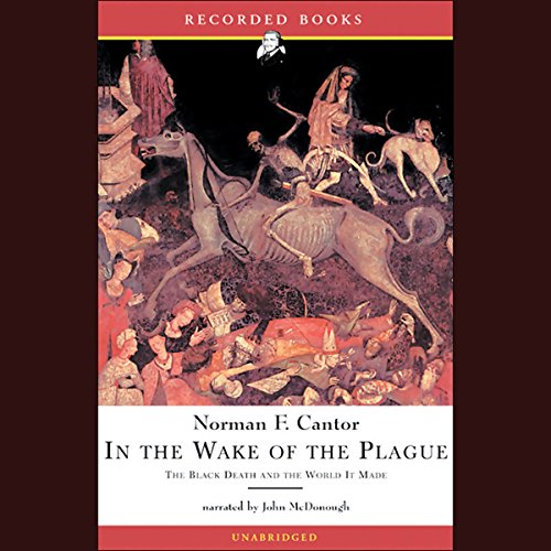 In the Wake of the Plague audiobook cover art