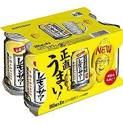 こだわり酒場のレモンサワー 缶 [ チューハイ 350ml×6本 ]