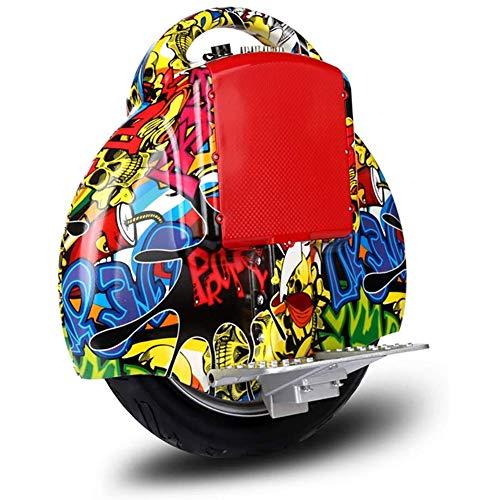 LPsweet Elektro-Einrad, Pedale Konturierte Ergonomischer Sattel, Kinder Erwachsener Somatosensory Auto Outdoor Sports Fitness Exercise*