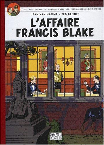 Les aventures de Blake et Mortimer, Tome 13 : L'affaire Francis Blake : Album petit format