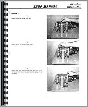 Galion 118A Grader Service Manual