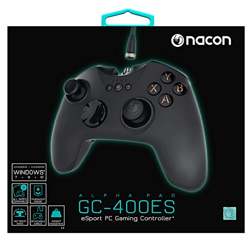 Joypad nacon PC Pro Gaming Controller GC-400ES
