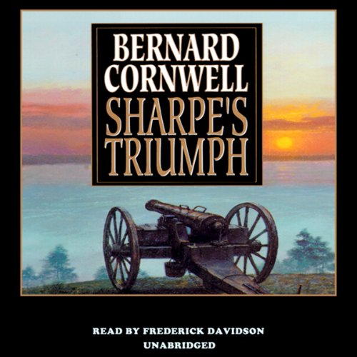 Sharpe's Triumph cover art