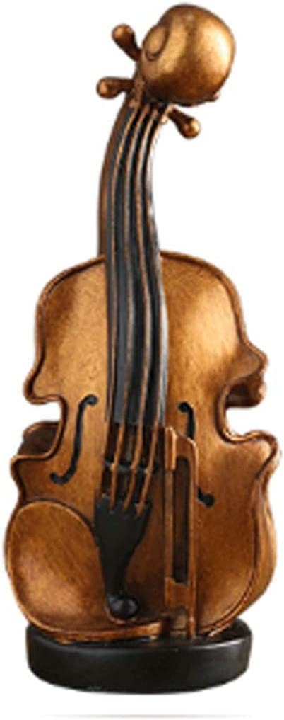 ZAJ Money Bank Creative Violin Home Piggy Model 70% OFF Outlet Decorations Selling and selling