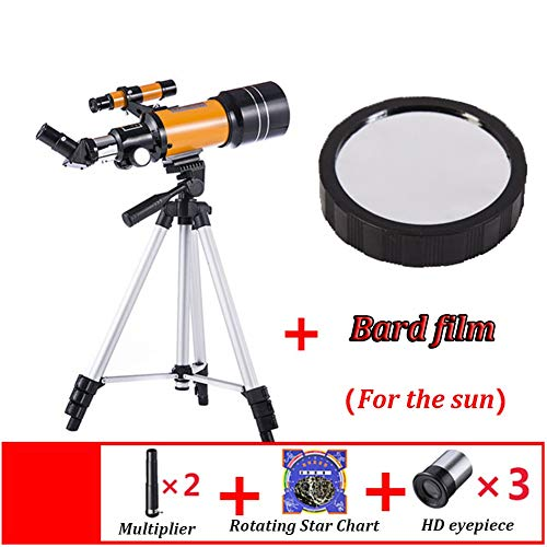 Best Deals! HD Professional Outdoor Astronomical Telescope Night Vision Deep Space Star View Moon Vi...
