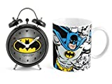 Home DC Comics Batman, Set Tazza + Sveglia , Porcellana + Metallo, cc 360