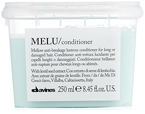 Davines MELU Conditioner | Anti-Breakage Conditioner for Long Hair and Damaged Hair | 8.45 fl oz
