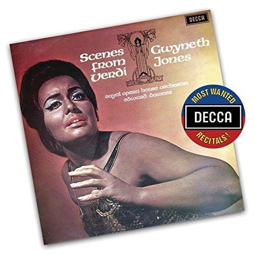 Gwyneth Jones, Orchestra of the Royal Opera House, Covent Garden, Sir Edward Downes, Wiener Opernorchester & Argeo Quadri