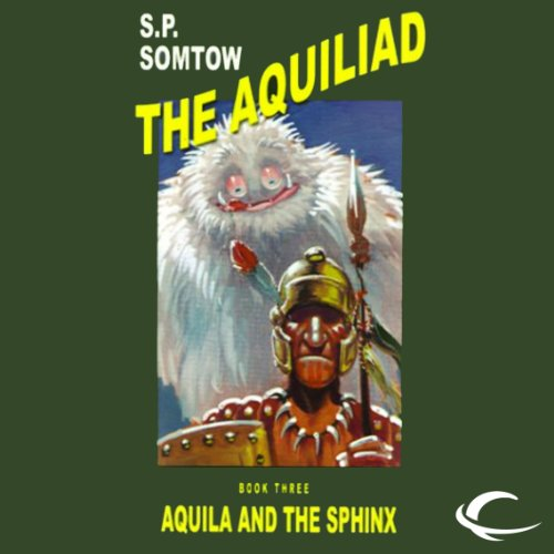Aquila and the Sphinx audiobook cover art