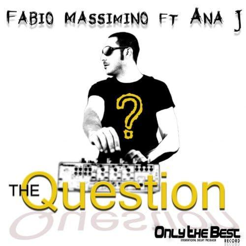 Fabio Massimino feat. Ana J