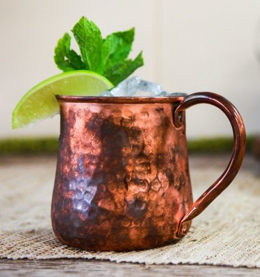 SPARQ Home Moscow Mule Mug Rustic