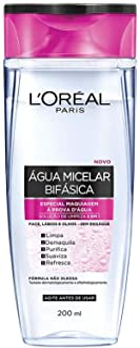 L'Oréal Paris Água Micelar Bifásica, 200ml