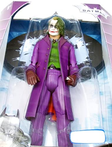 12 Dark Knight Joker Exclusive Action Figure with Joker Card Variant