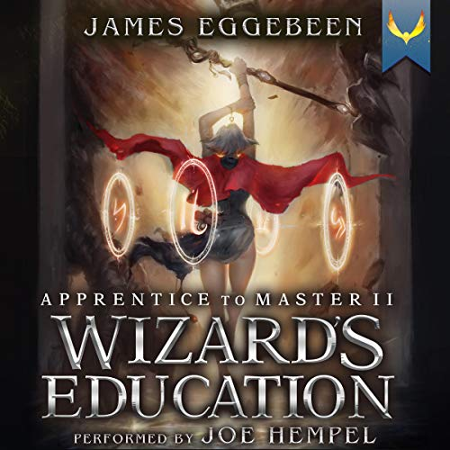 Wizard's Education audiobook cover art