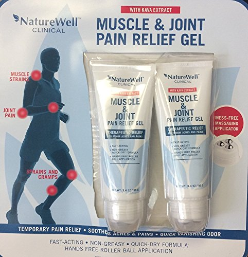 Joint & Muscle Pain Relief